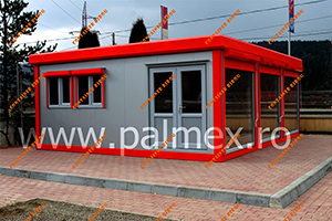 container-modular-pret in Mehedinti