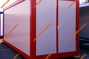 container-tip-birou in Mehedinti